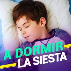 A Dormir Una Siesta Para Niños