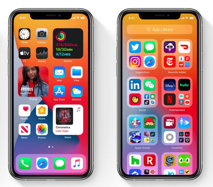 Nuevas Características De iPhone Marca Apple