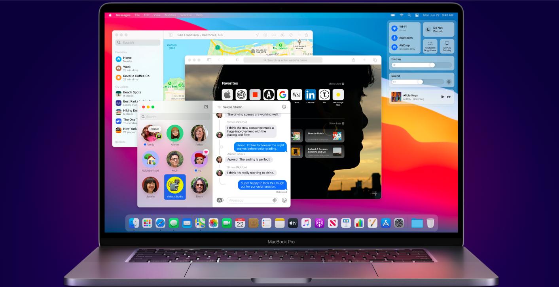 Nuevas Características De MAC Marca Apple