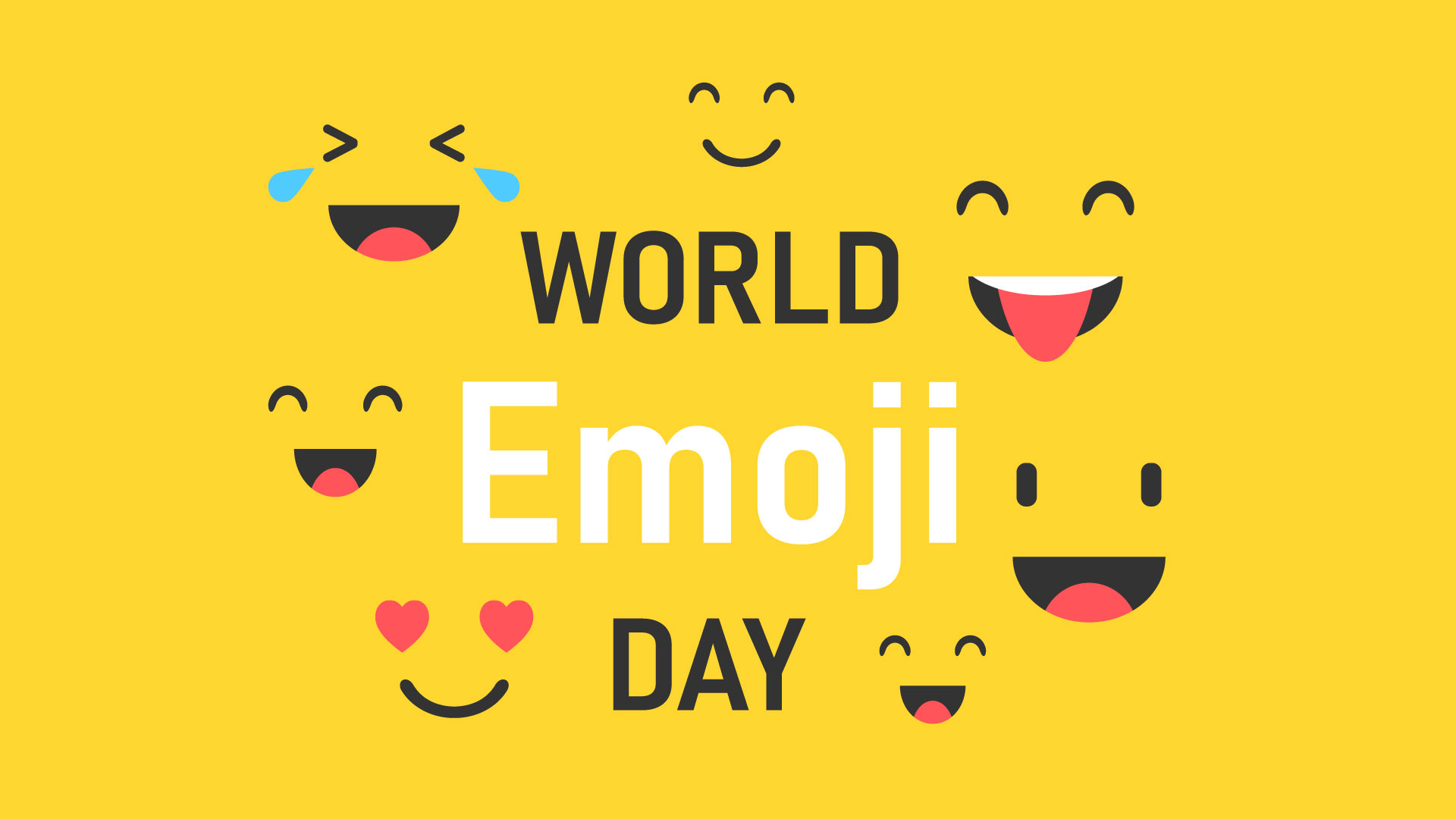 ¡Hora de celebrar los emojis!