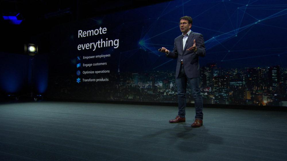 Presentación de Microsoft Inspire 2020