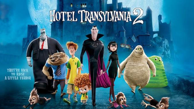 Halloween Hotel Transylvania 2