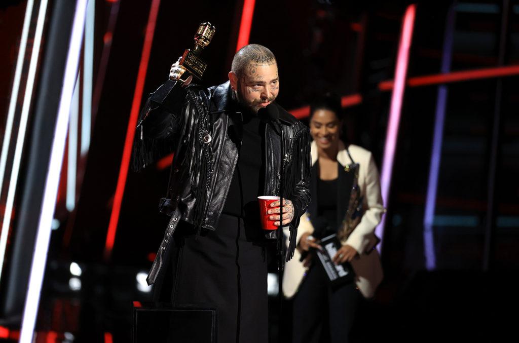 Post Malone En Los Premios Billboard