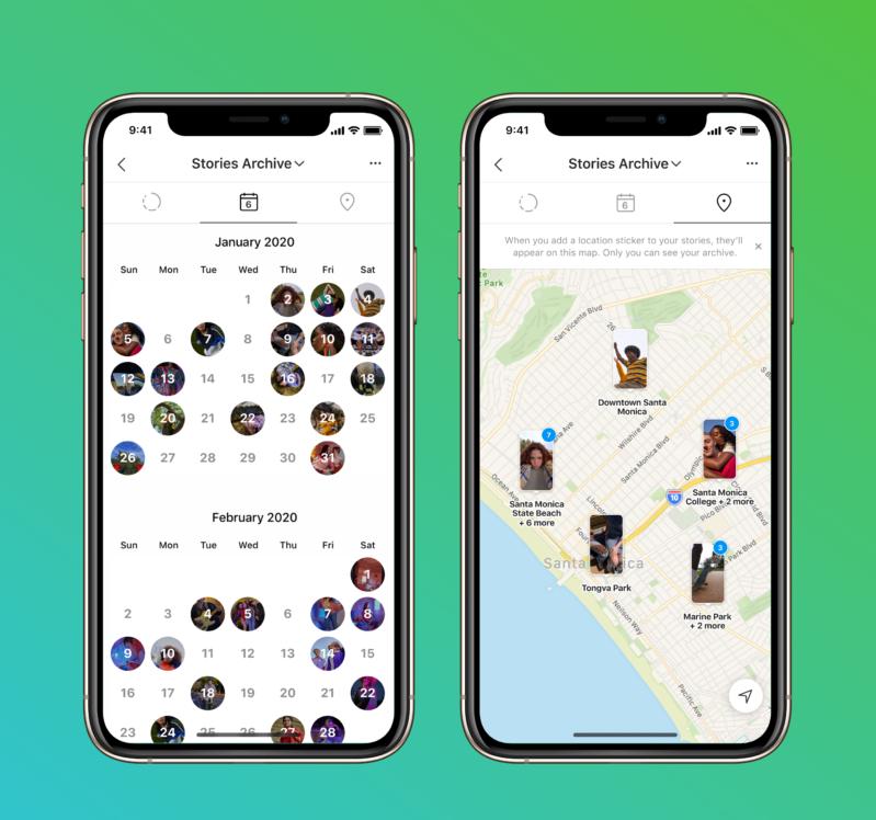 Stories Map Por Instagram