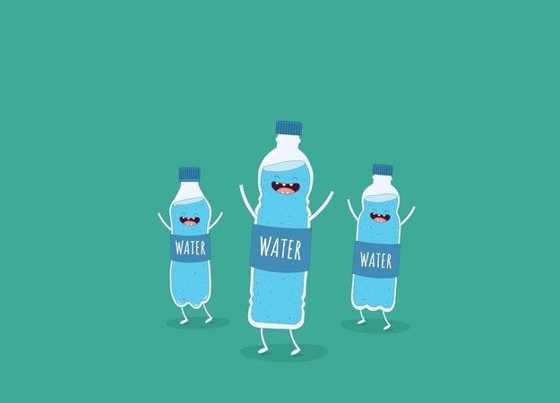 Hábito De Tomar Agua