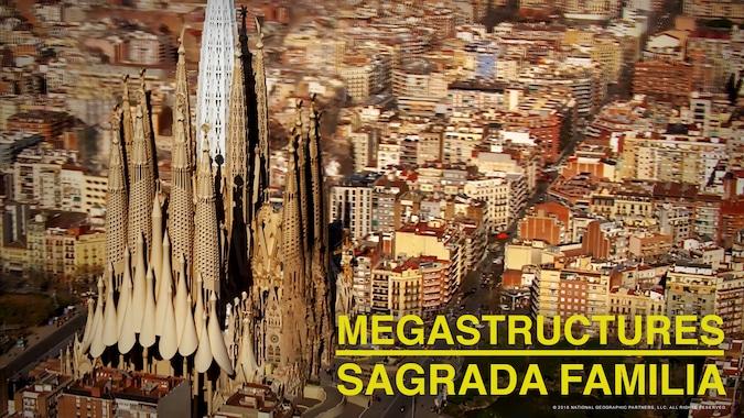 Documentales - Mega Estructuras Sagrada Familia