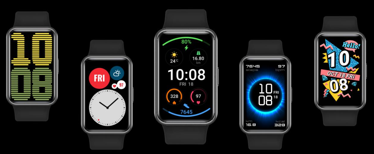 Smartwatch Con Diferentes Presentaciones