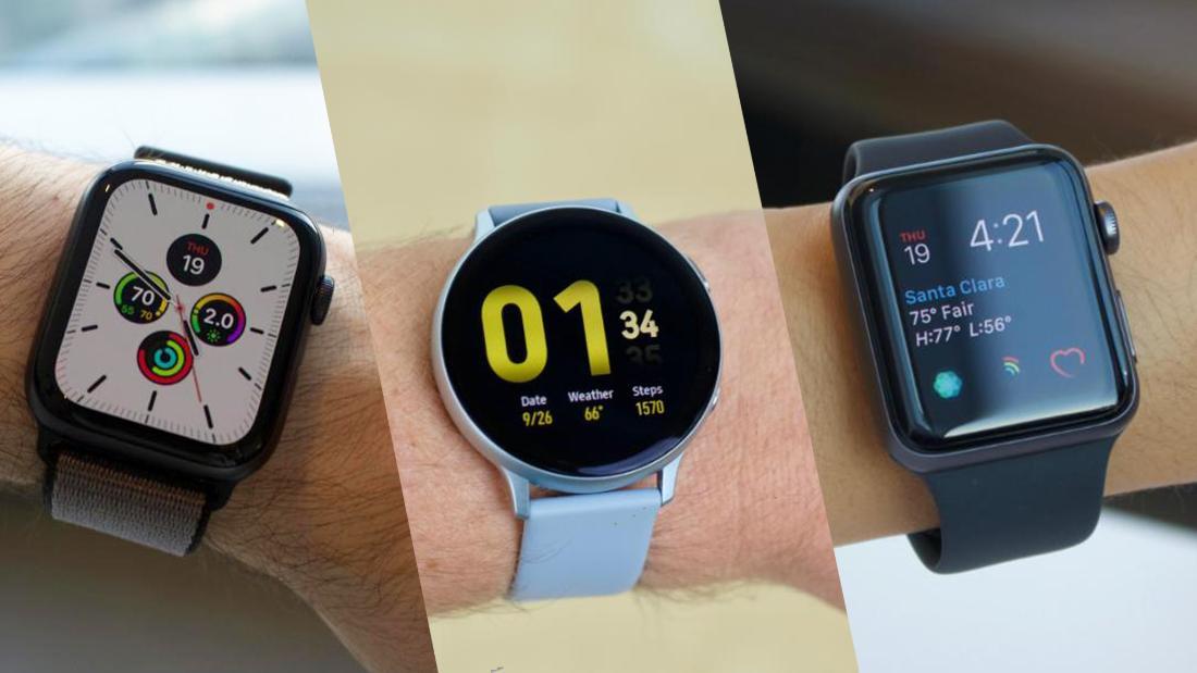 Diferentes Tipos De Smartwatch