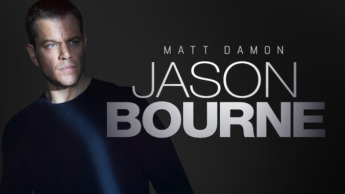 Imagen De Presentación Jason Bourne