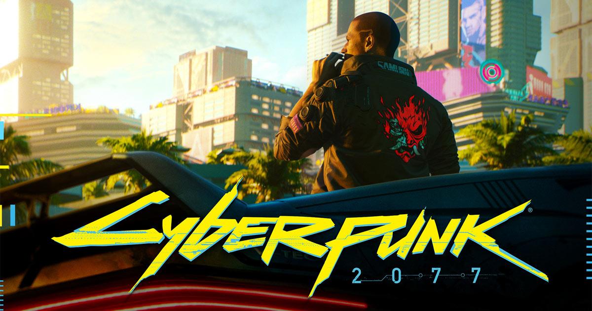 Render De Presentación De Ciberpunk 2077
