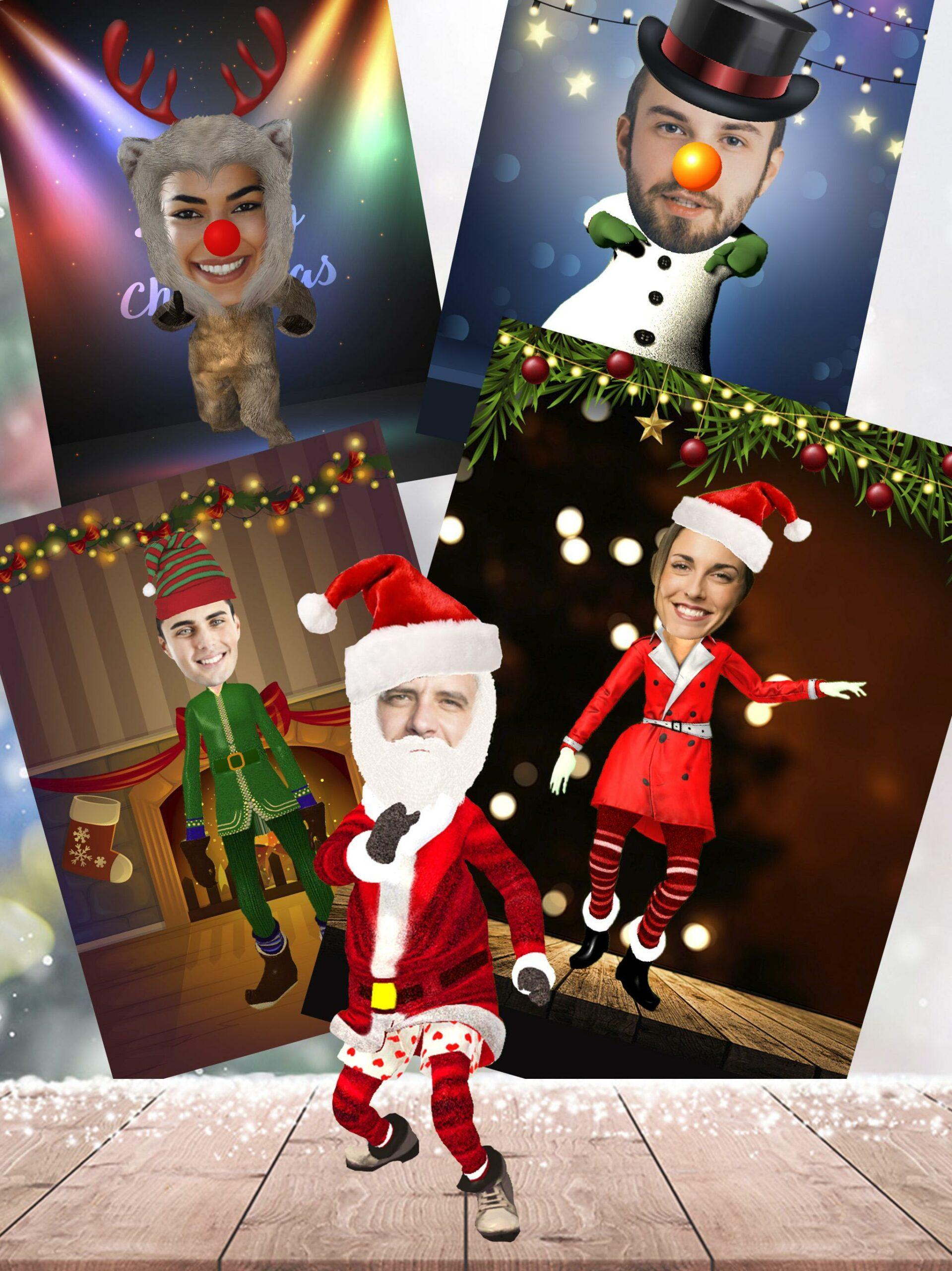 Imagen De Muestra De Elf Dancing