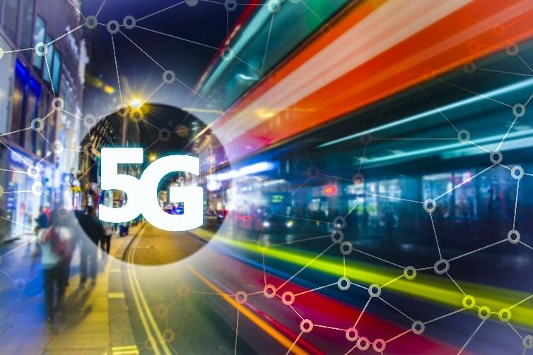 Imagen De Tecnología 5G