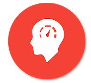 Icono Móvil De App Brain Focus