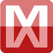 Icono Móvil De App Mathway