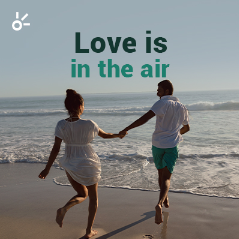 Playlist Love Is In The Air