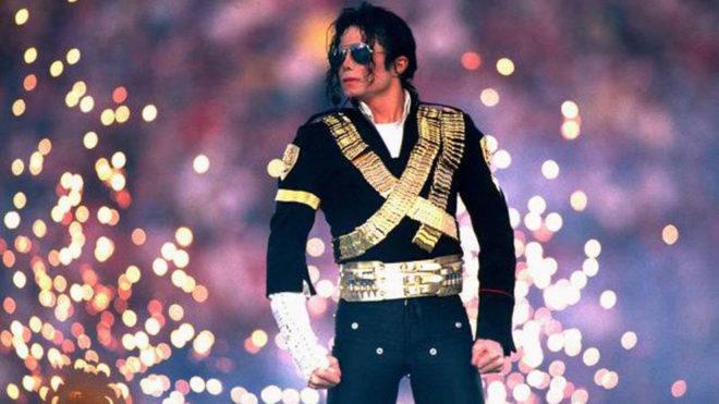Fotografía De Michael Jackson Super Bowl 1993