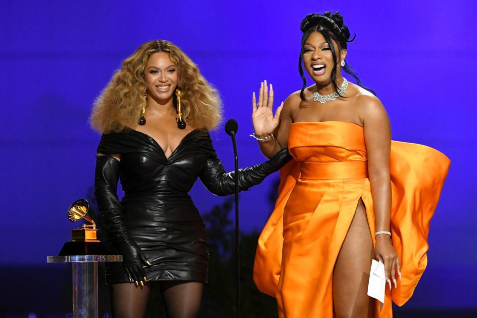 Beyonce Ganadora De Premios Grammy 2021