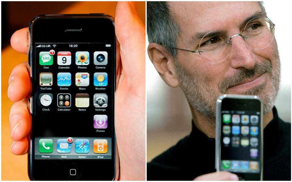 Claro Blog Nicaragua - Steve Jobs y El Primer Iphone