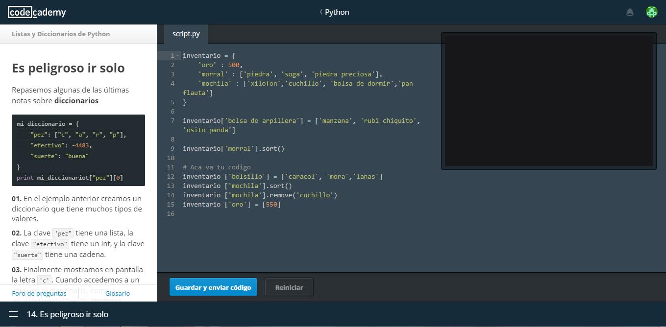Habilidades En Programación