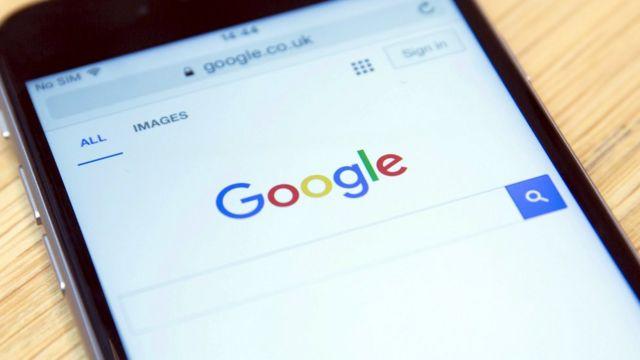 Navagador Web Google