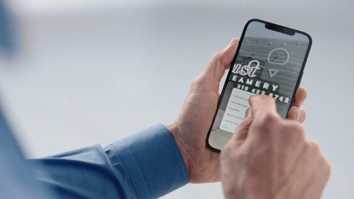 Tecnología De Mensaje De Apple
