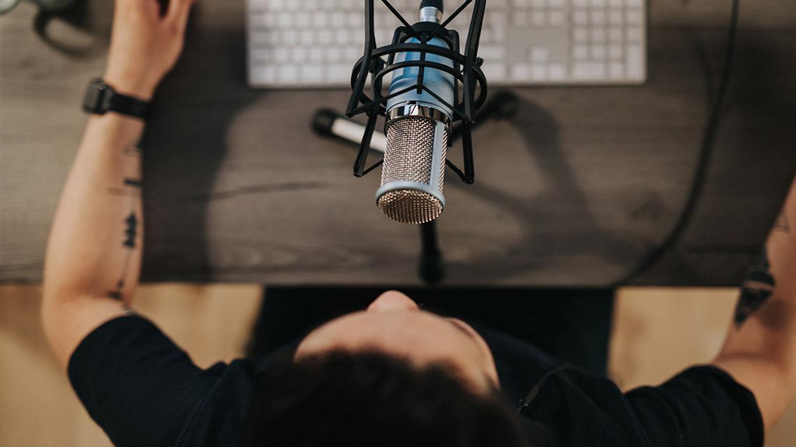 El podcast… la nueva tendencia del marketing digital
