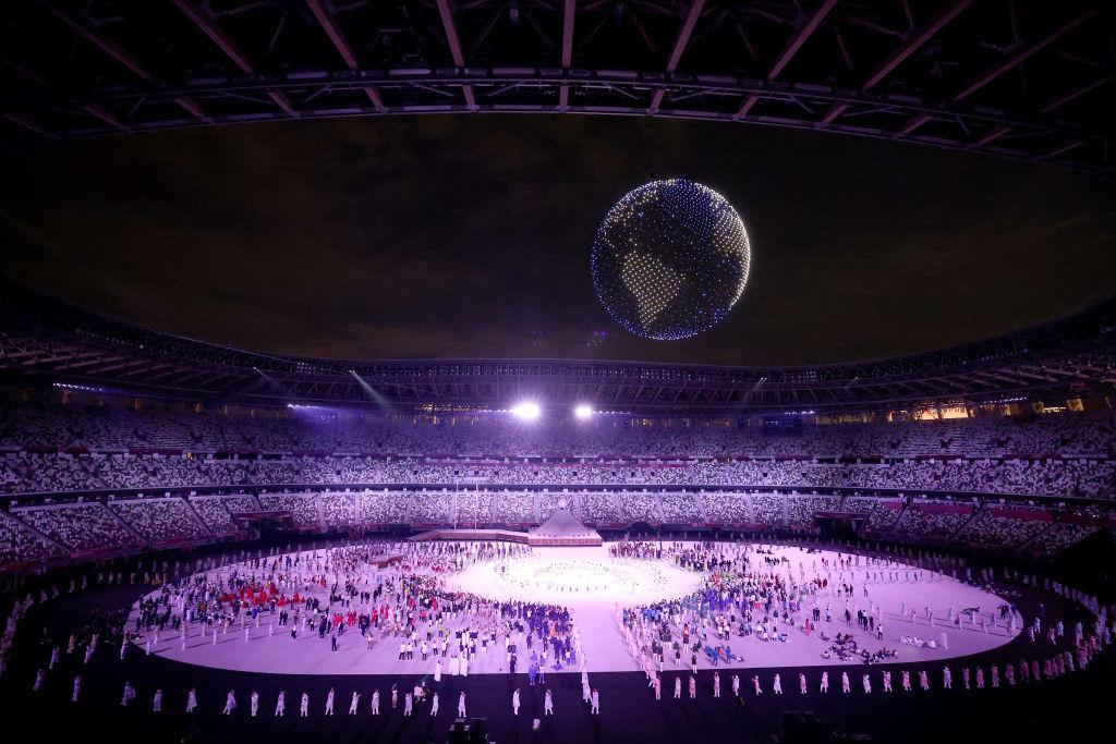 Inaguración De Los Juegos Olímpicos Tokio