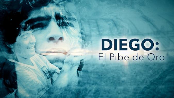 Ídolos Latinos Diego Maradona