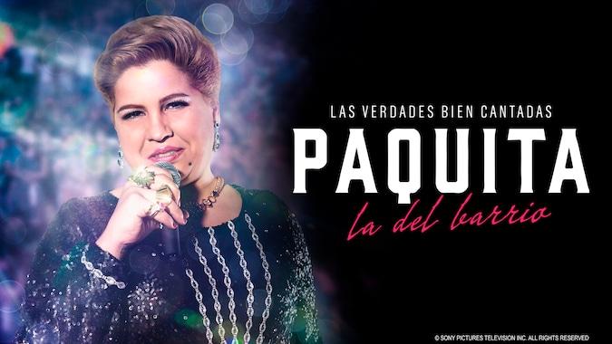 Ídolos Latinos Paquita La Del Barrio