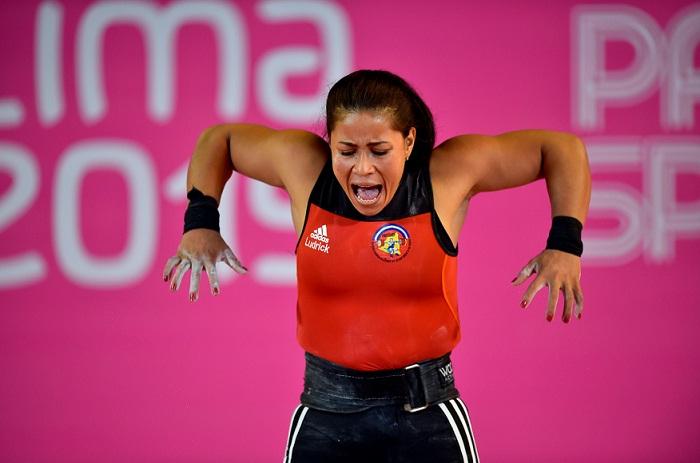 Sema Nancy Loudrick En Los Juegos Olímpicos Tokio 2020