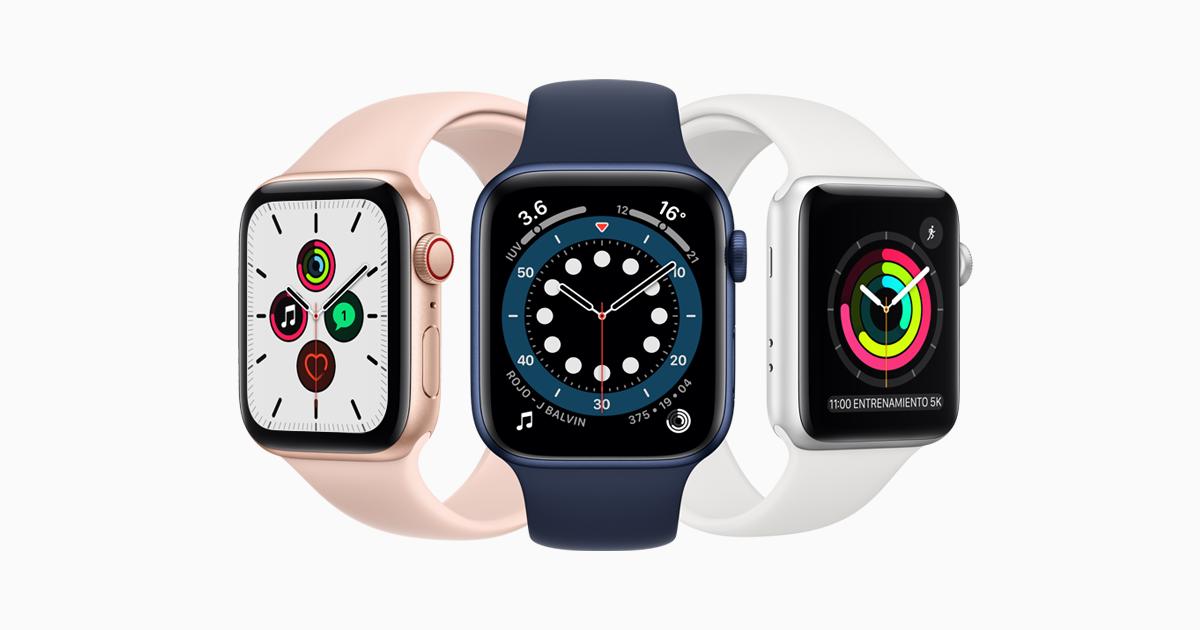 Reloj Apple Watch Serie 6