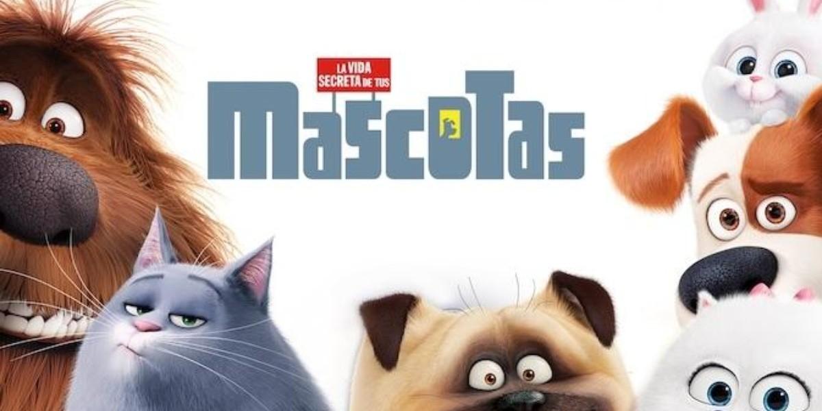Película De Animales De La Vida Secreta De Tus Mascotas