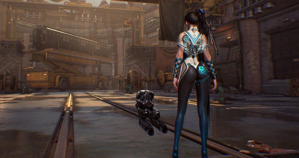 Imagén De Juego Project EVE Para PlayStation