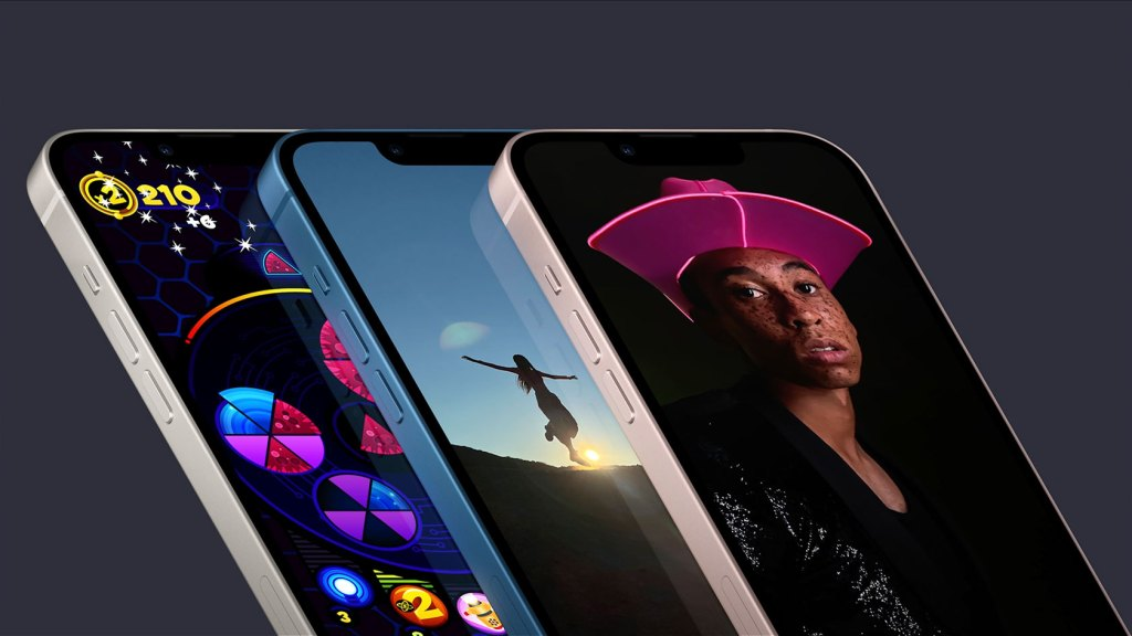 Nueva Pantalla Del Modelo Iphone 13