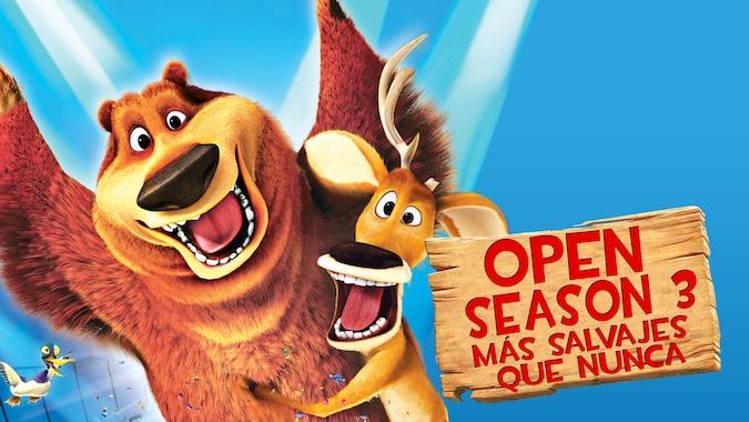Película De Animales Open Season 3