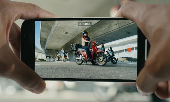 Nueva Función Cinematica De Video En Iphone 13