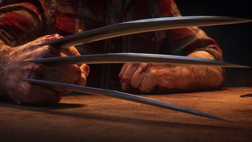 Garras De Wolverine Para PlayStation