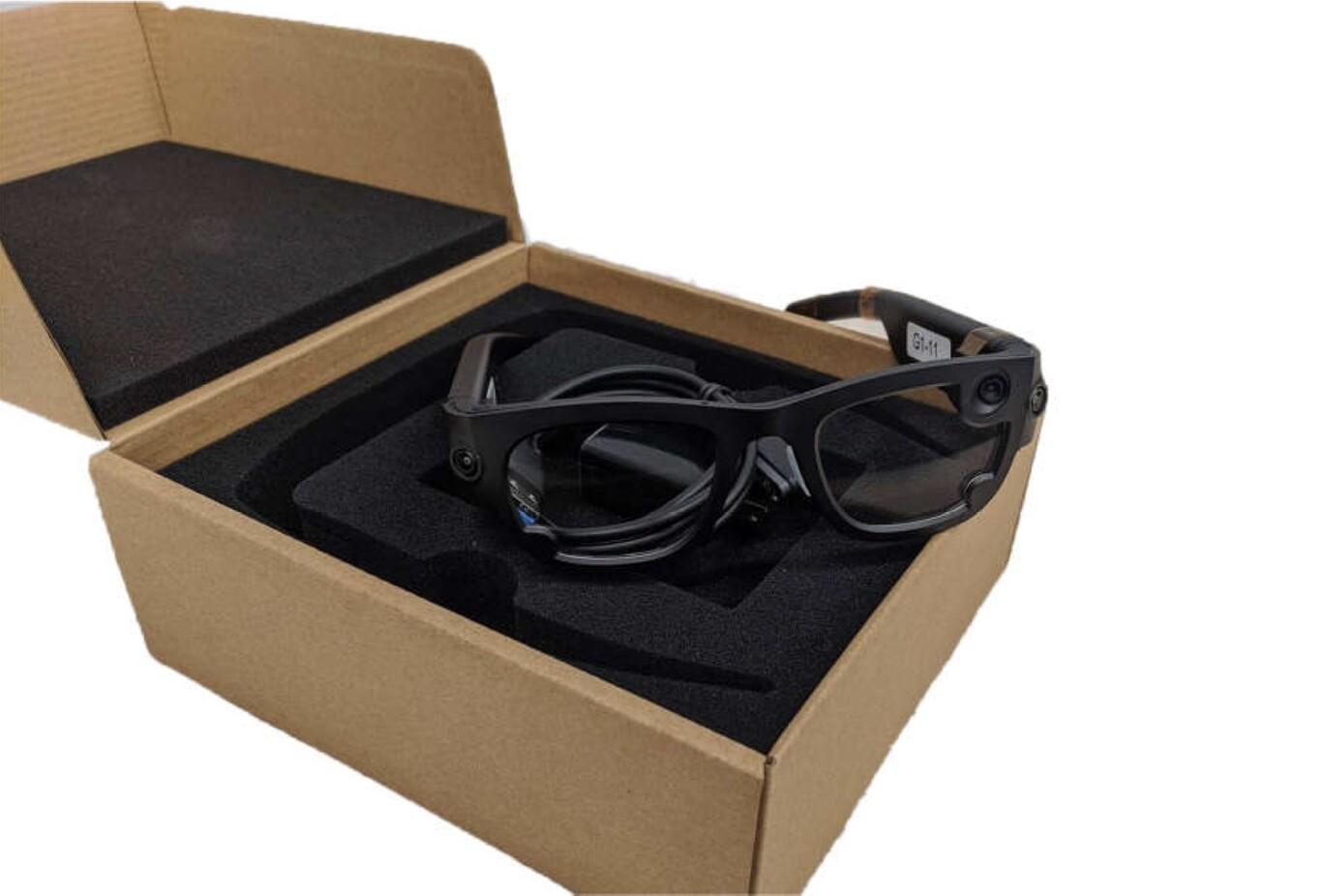 Caja Con Gafas Inteligentes