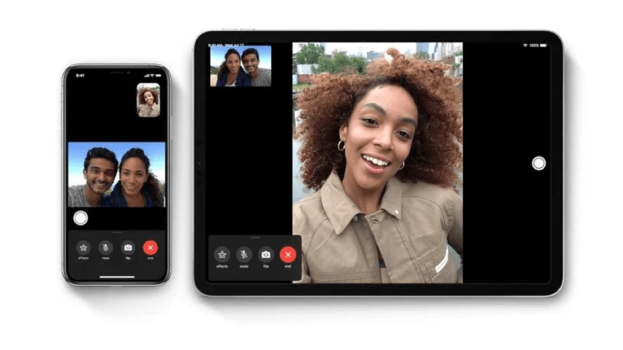 Mejoras En FaceTime Con iOS 15