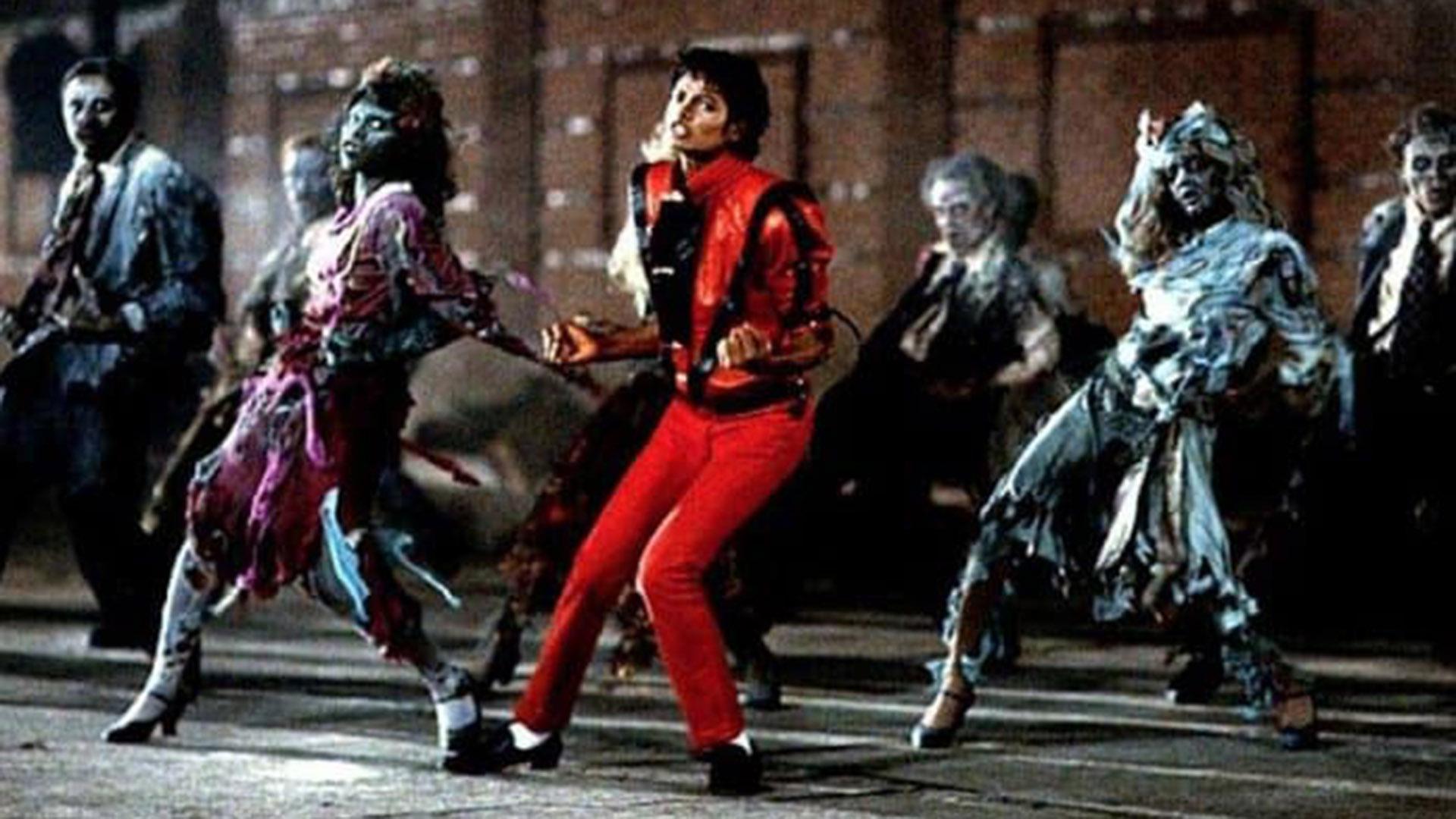 Moviemientos Thriller De Michael Jackson Para Halloween 2021
