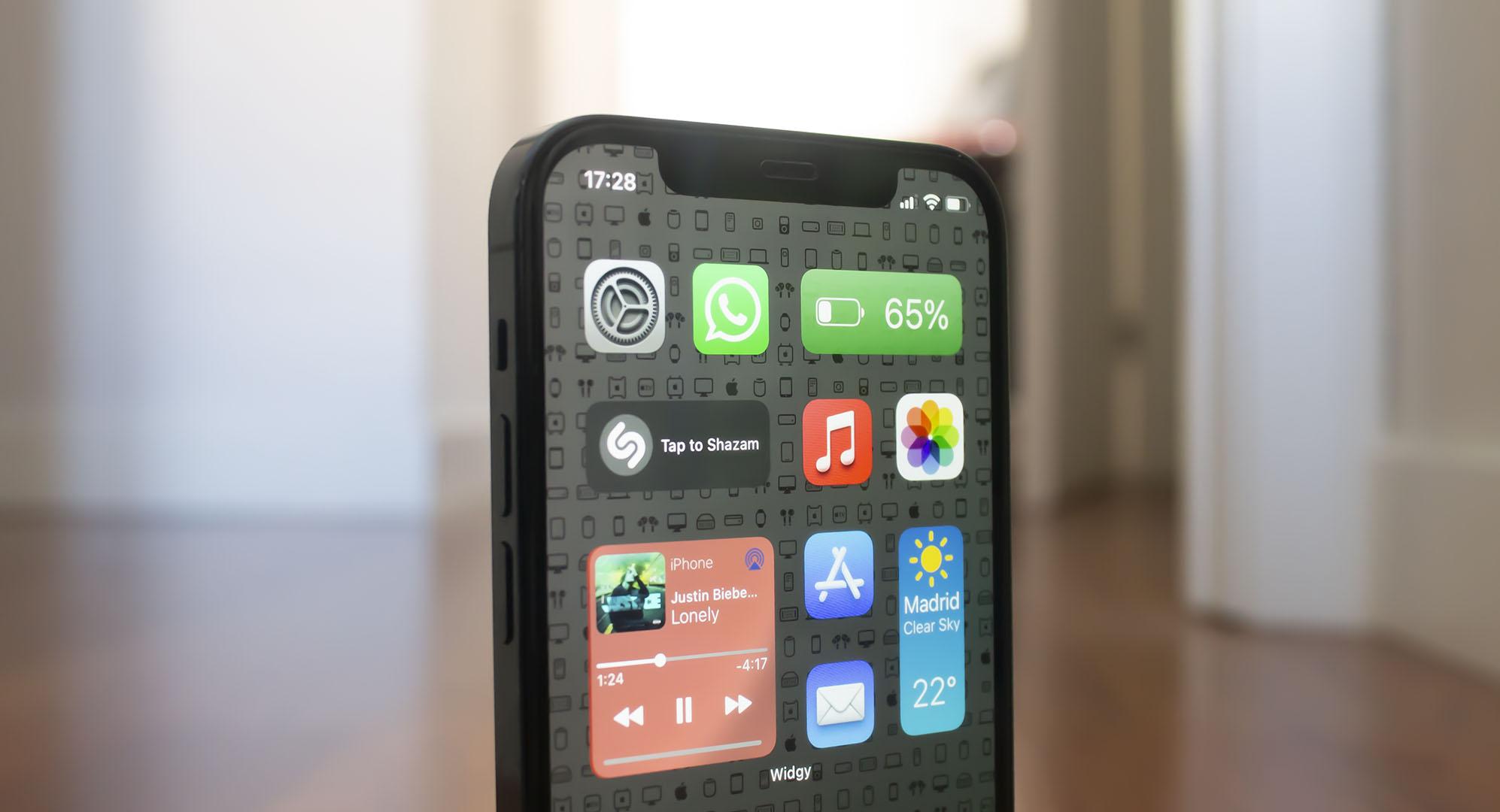 Nueva Interfaz Con iOS 15